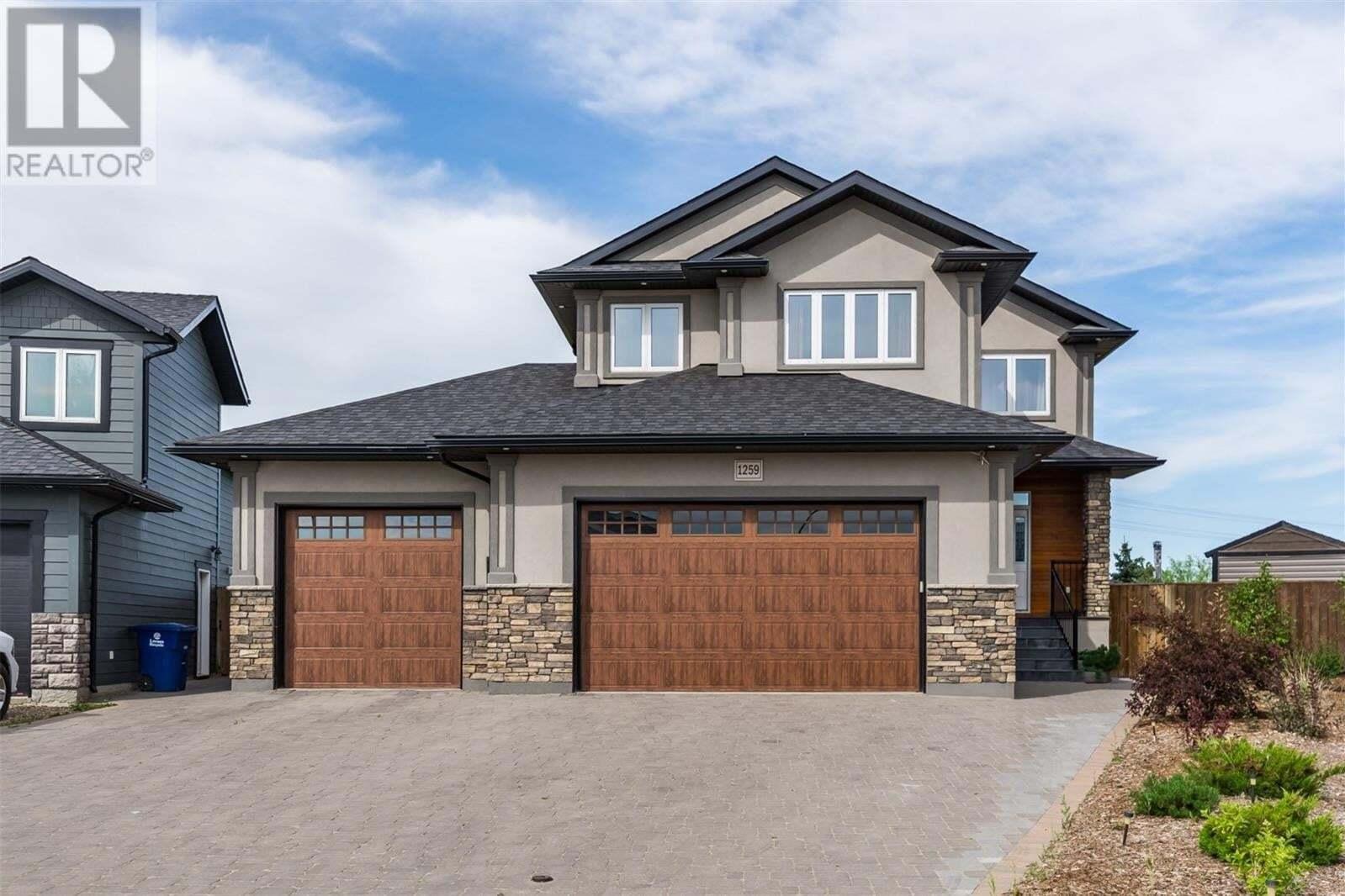 House for sale at 1259 Hargreaves Wy Saskatoon Saskatchewan - MLS: SK821280