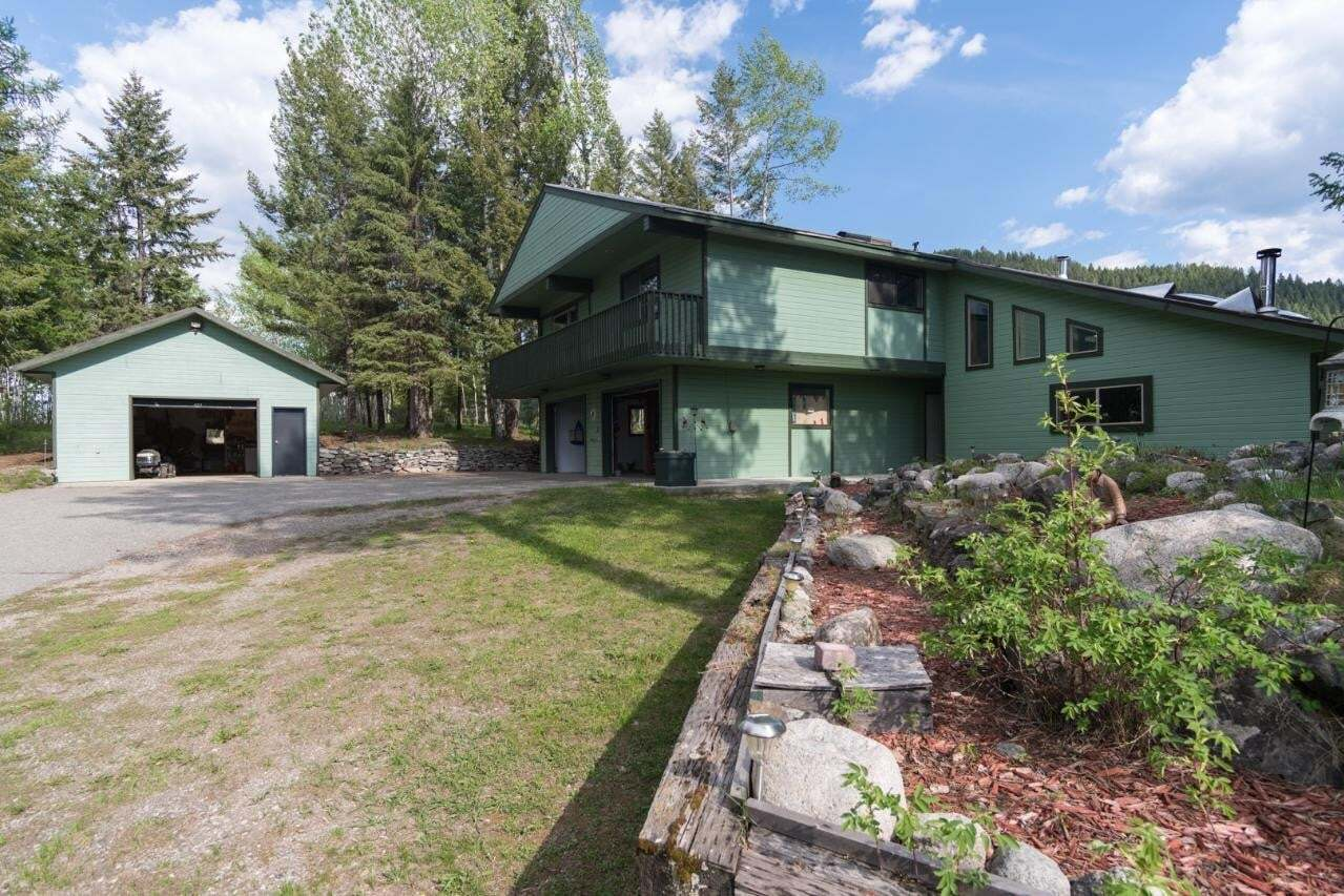 House for sale at 12590 Highway 3  Greenwood British Columbia - MLS: 2450690