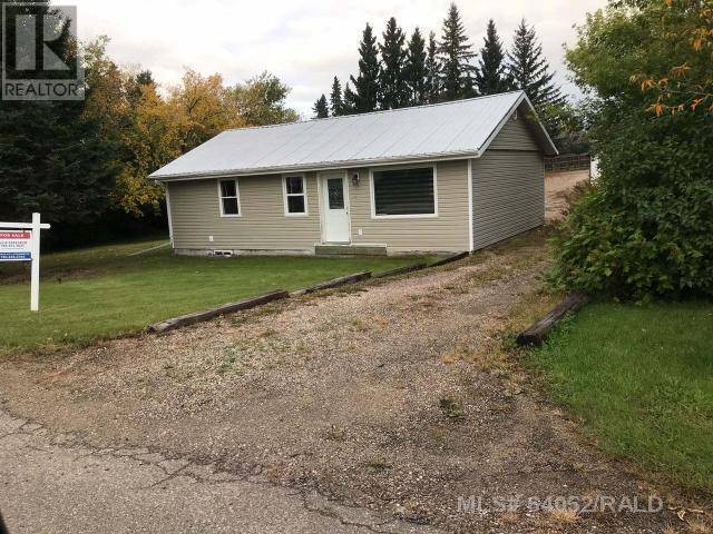 House for sale at 126 3rd St West St. Walburg Saskatchewan - MLS: 64052