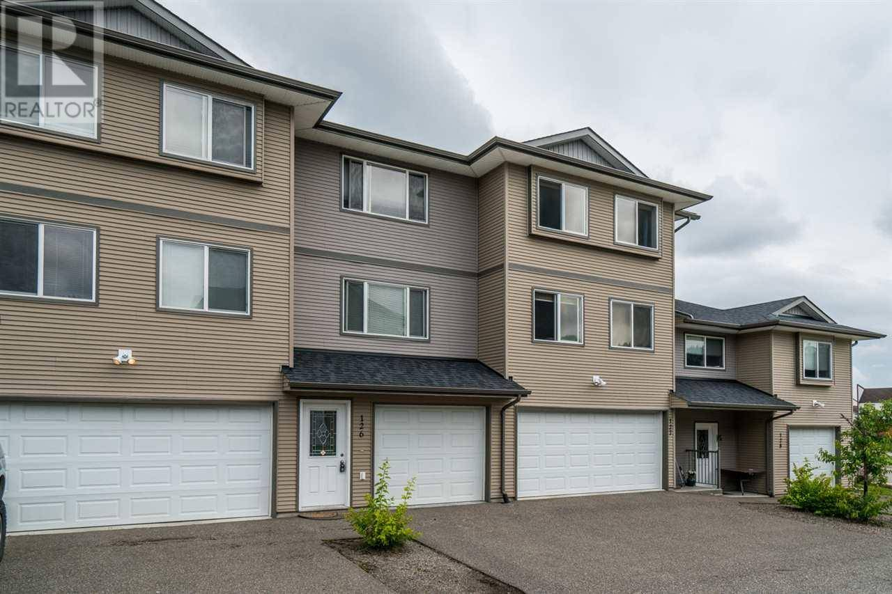 Townhouse for sale at 4404 5th Ave Unit 126 Prince George British Columbia - MLS: R2393500