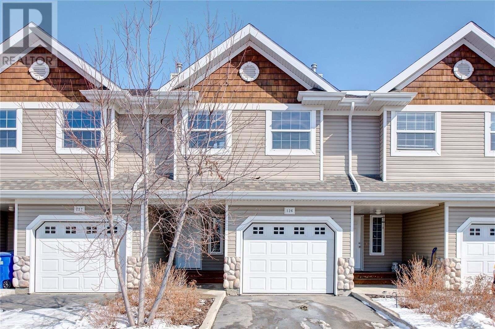 Townhouse for sale at 655 Kenderdine Rd Unit 126 Saskatoon Saskatchewan - MLS: SK809083