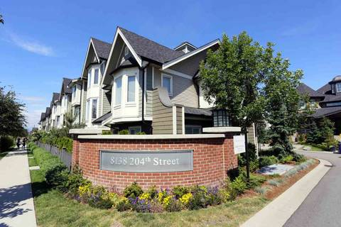Townhouse for sale at 8138 204 St Unit 126 Langley British Columbia - MLS: R2378557