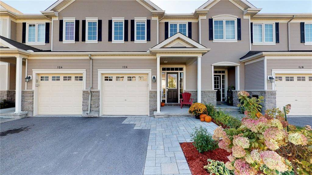 Townhouse for sale at 126 Akerson Rd Ottawa Ontario - MLS: 1172069