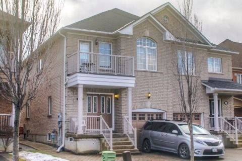 Townhouse for rent at 126 Andes Cres Vaughan Ontario - MLS: N4545261