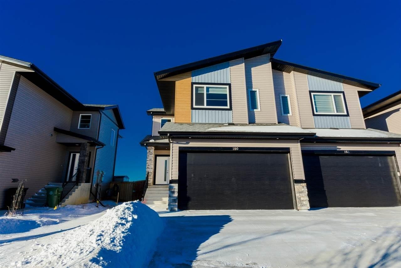 Townhouse for sale at 126 Awentia St Leduc Alberta - MLS: E4225119