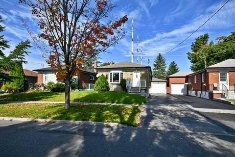 House for sale at 126 Benleigh Dr Toronto Ontario - MLS: E4595651