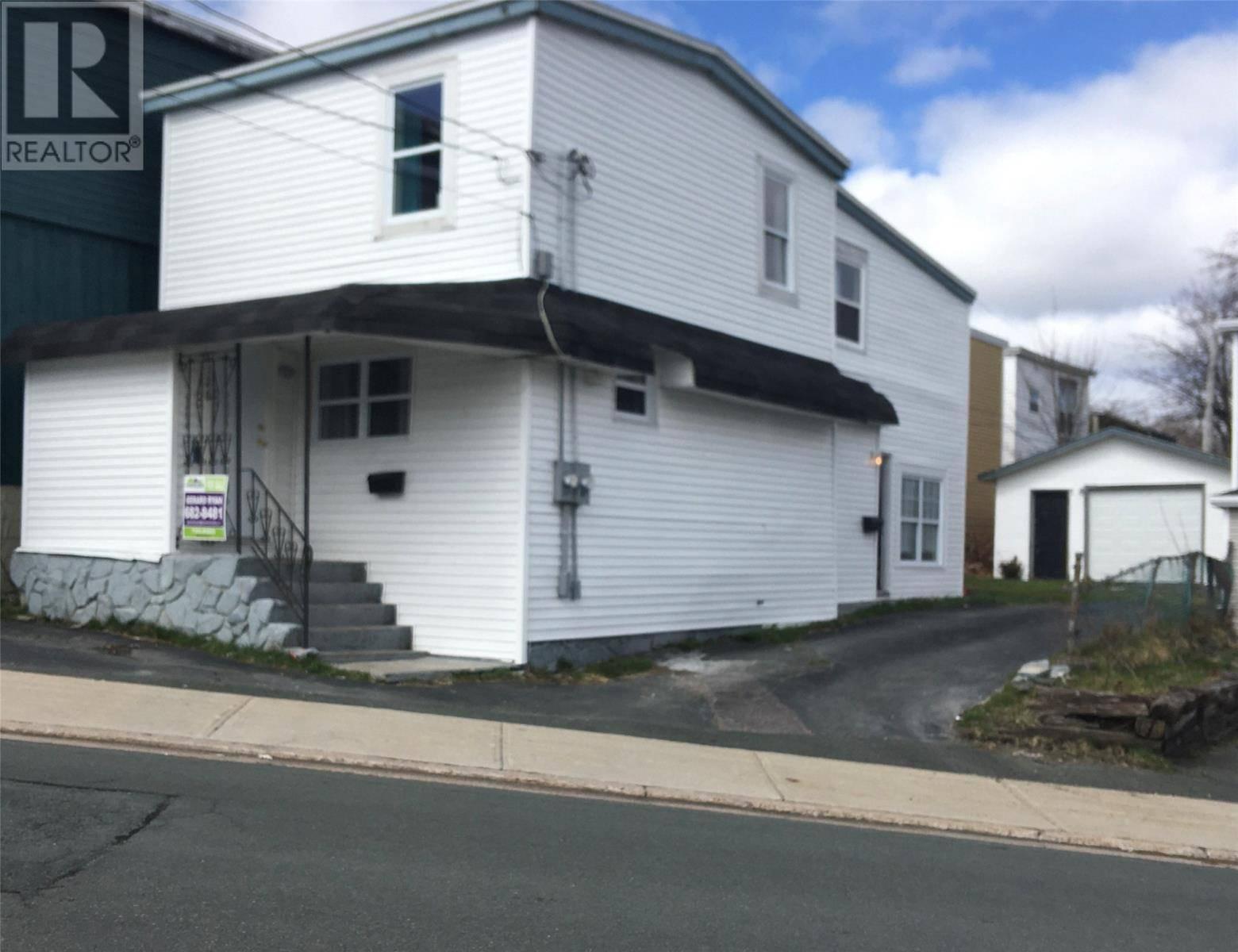 House for sale at 126 Casey St St. John's Newfoundland - MLS: 1207777