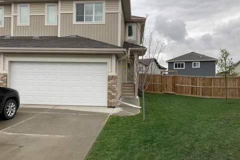 Townhouse for sale at 126 Catalina Ct Fort Saskatchewan Alberta - MLS: E4157220