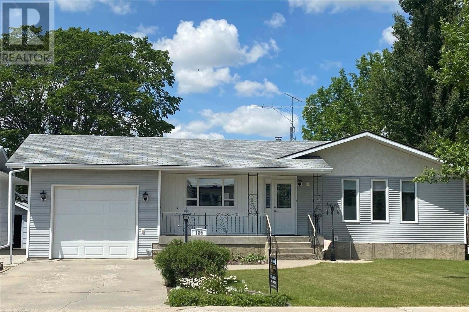 House for sale at 126 Centennial Cres Unity Saskatchewan - MLS: SK810582