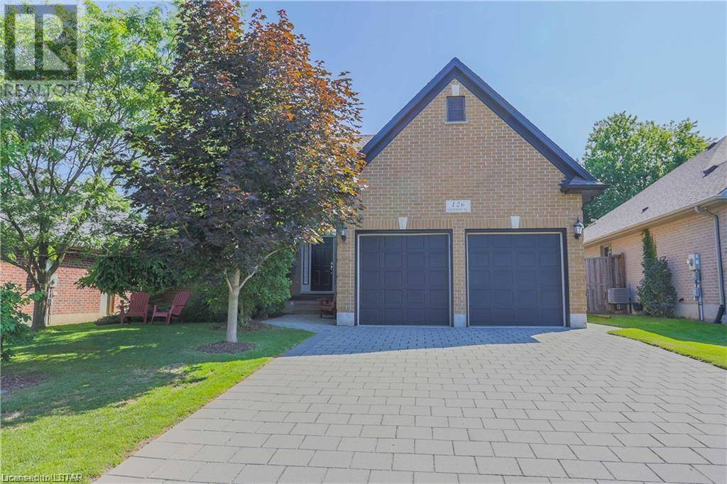 House for sale at 126 Cheltenham Rd London Ontario - MLS: 221860