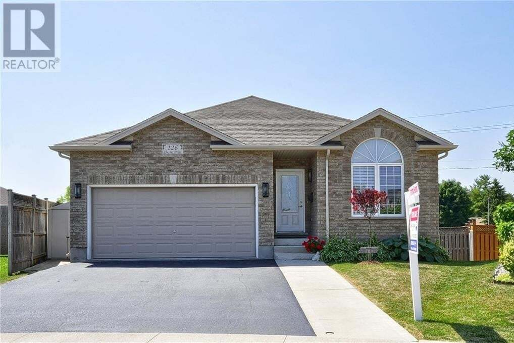 House for sale at 126 Chester Dr Cambridge Ontario - MLS: 30820205