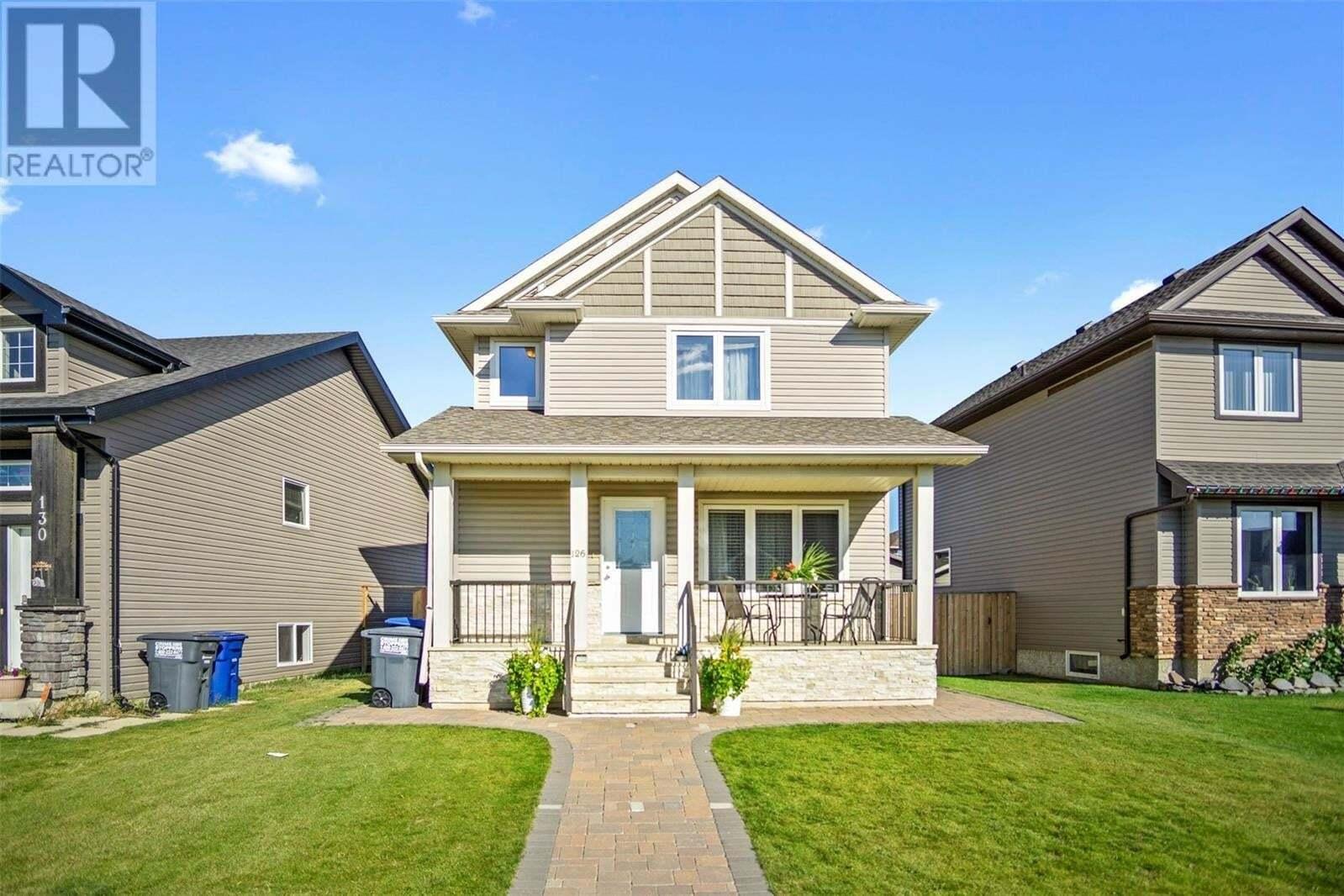 House for sale at 126 Coad Cres Saskatoon Saskatchewan - MLS: SK826688