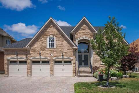 House for sale at 126 Cook's Mill Cres Vaughan Ontario - MLS: N4846942