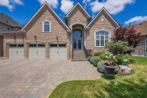 House for sale at 126 Cook's Mill Cres Vaughan Ontario - MLS: N4914572
