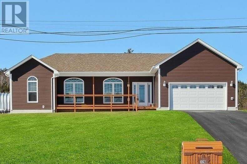 House for sale at 126 Country Path Rd Holyrood Newfoundland - MLS: 1213490