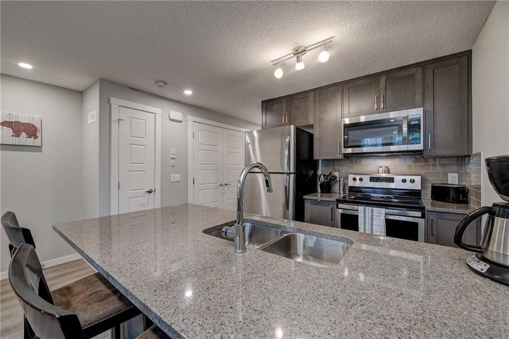 Townhouse for sale at 126 Cranbrook Sq Se Cranston, Calgary Alberta - MLS: C4256059