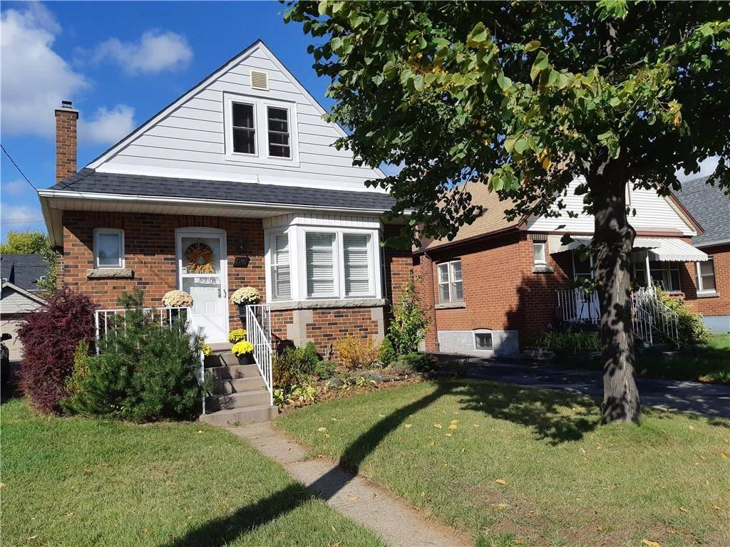 House for sale at 126 Crosthwaite Ave S Hamilton Ontario - MLS: H4065399