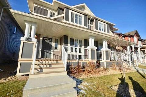 Townhouse for sale at 126 Cy Becker Blvd Nw Edmonton Alberta - MLS: E4151569