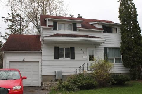 House for sale at 126 Doane St Ottawa Ontario - MLS: 1151249