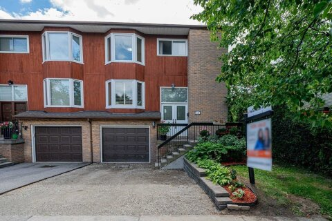 Townhouse for sale at 126 Dollery Ct Toronto Ontario - MLS: C5002985