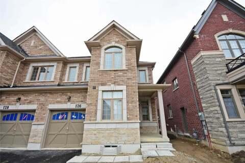 Townhouse for rent at 126 Dolobram Tr Brampton Ontario - MLS: W4960894