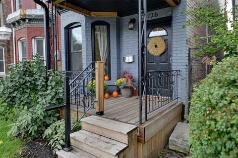 Townhouse for sale at 126 East Ave Hamilton Ontario - MLS: X4598365