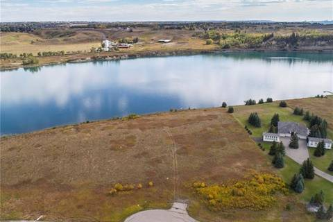 Residential property for sale at 126 Emerald By Rural Rocky View County Alberta - MLS: C4292171
