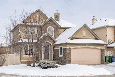 House for sale at 126 Evercreek Bluffs Rd Southwest Calgary Alberta - MLS: C4287809