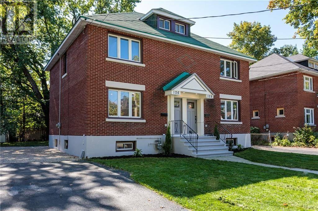 House for sale at 126 Faraday St Ottawa Ontario - MLS: 1174715
