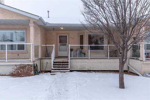 Townhouse for sale at 126 First Ave Strathmore Alberta - MLS: C4281912