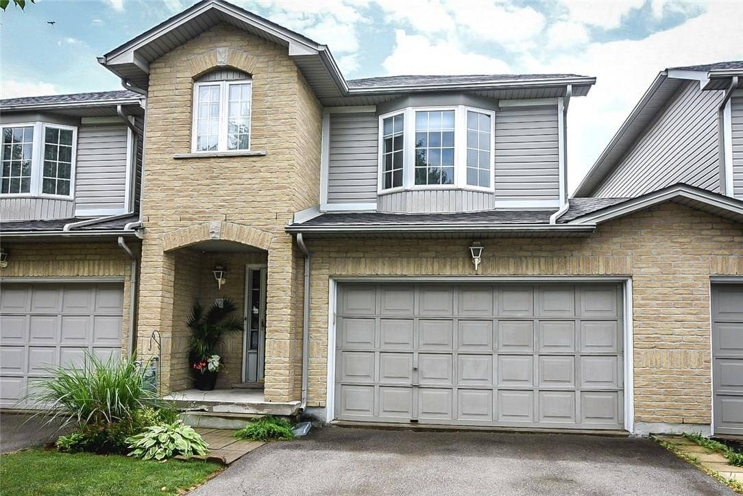Townhouse for sale at 126 Frances Ave Stoney Creek Ontario - MLS: H4058985