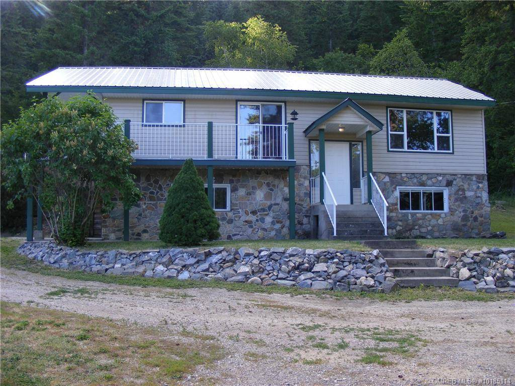 House for sale at 126 Grandview Bench Rd Grindrod British Columbia - MLS: 10185114