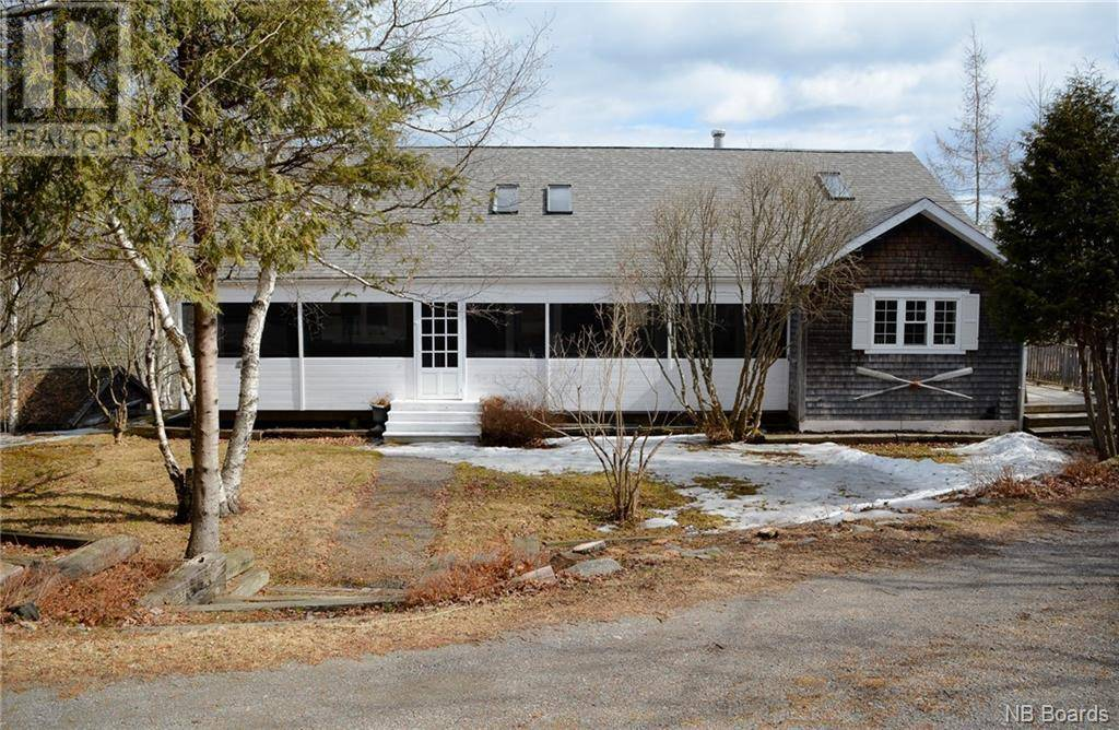 House for sale at 126 Harkness Rd Chamcook New Brunswick - MLS: NB030239
