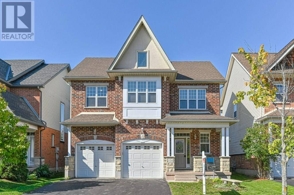 House for sale at 126 Hawkswood Dr Kitchener Ontario - MLS: 30771725