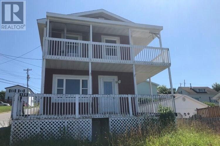 House for sale at 126 Humber Rd Corner Brook Newfoundland - MLS: 1218373