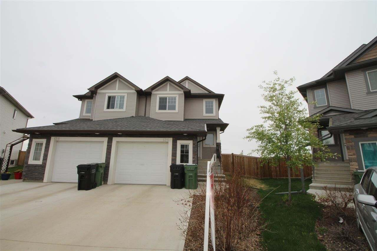 Townhouse for sale at 126 Kirpatrick Wy Leduc Alberta - MLS: E4198609