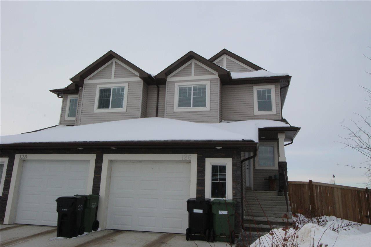 Townhouse for sale at 126 Kirpatrick Wy Leduc Alberta - MLS: E4185772