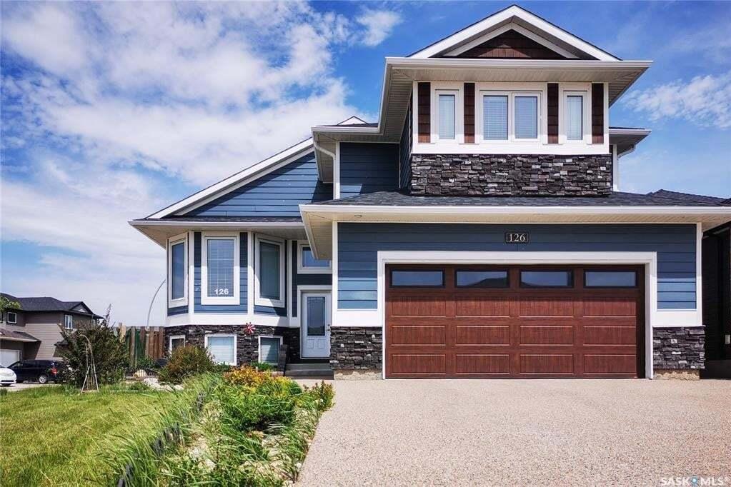 House for sale at 126 Mahabir Cres Saskatoon Saskatchewan - MLS: SK814826
