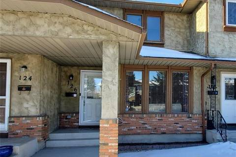 Townhouse for sale at 126 Midbend Pl Southeast Calgary Alberta - MLS: C4291254