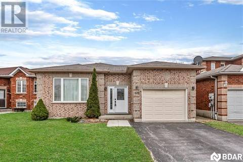 House for sale at 126 Monique Cres Barrie Ontario - MLS: 30736040