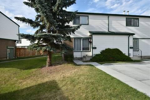 Townhouse for sale at 126 Pennsylvania Rd Southeast Calgary Alberta - MLS: C4264336
