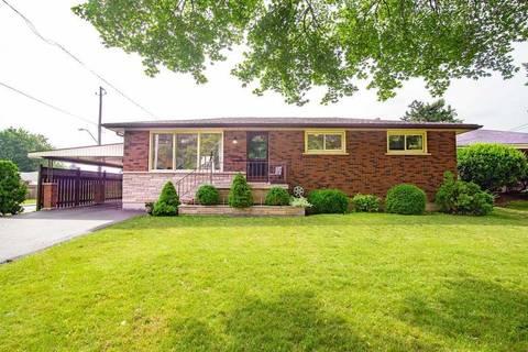 House for sale at 126 Pottruff Rd Hamilton Ontario - MLS: X4547379
