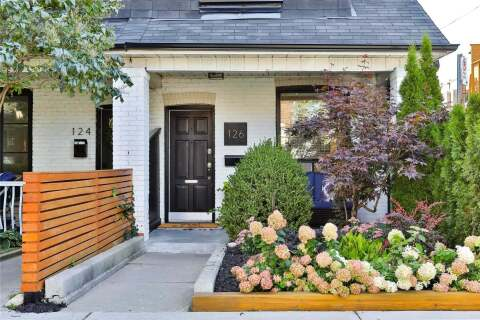 Townhouse for sale at 126 Roseheath Ave Toronto Ontario - MLS: E4923546