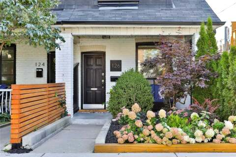Townhouse for sale at 126 Roseheath Ave Toronto Ontario - MLS: E4933107
