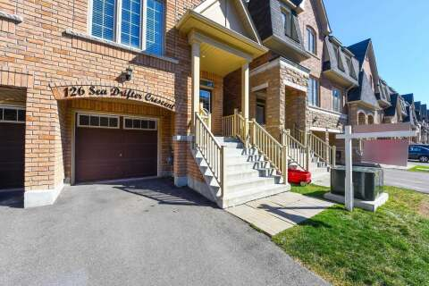 Townhouse for sale at 126 Sea Drifter Cres Brampton Ontario - MLS: W4848565