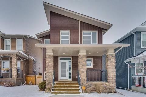 House for sale at 126 Silverado Plains Manr Southwest Calgary Alberta - MLS: C4286091