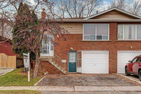 Townhouse for sale at 126 Skegby Rd Brampton Ontario - MLS: W4992816