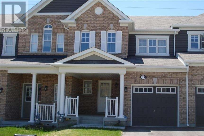 Townhouse for rent at 126 Watermill Street St Kitchener Ontario - MLS: 30810471