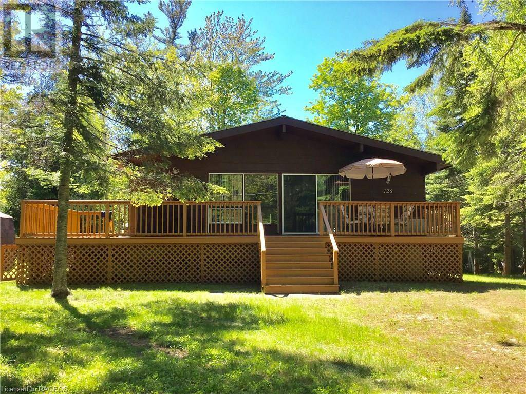 House for sale at 126 Woodland Cres Sauble Beach Ontario - MLS: 201142