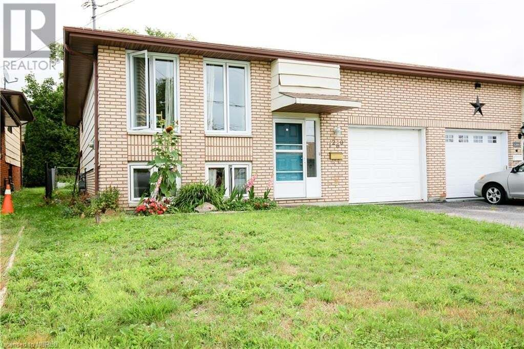 House for sale at 1260 Burns St North Bay Ontario - MLS: 40009523